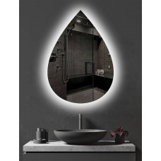 Зеркало в ванную с подсветкой Mateo